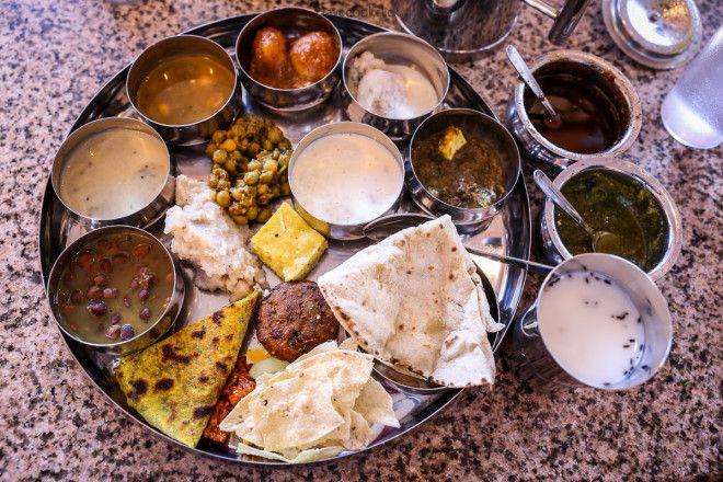 Thali Vegetarian Restaurant Review