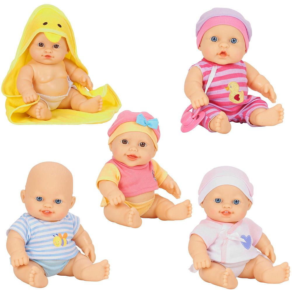Toys Are Us Baby Dolls : You me so many babies pack doll set caucasian toys