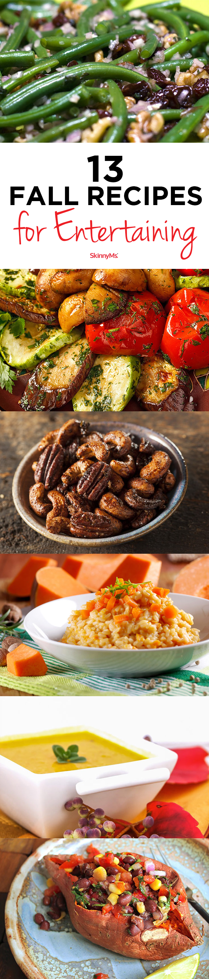 13 Fall Recipes for Entertaining