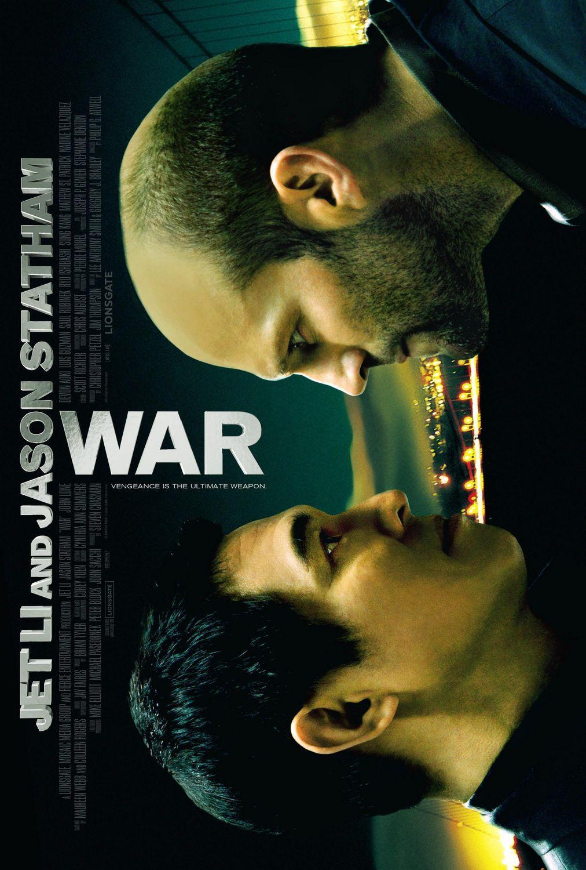 War , starring Jet Li, Jason Statham, Nadine Velazquez, John Lone. An FBI Agent seeks vengeance on a mysterious assassin known as 'Rogue' who murdered his partner. #Action #Crime #Thriller