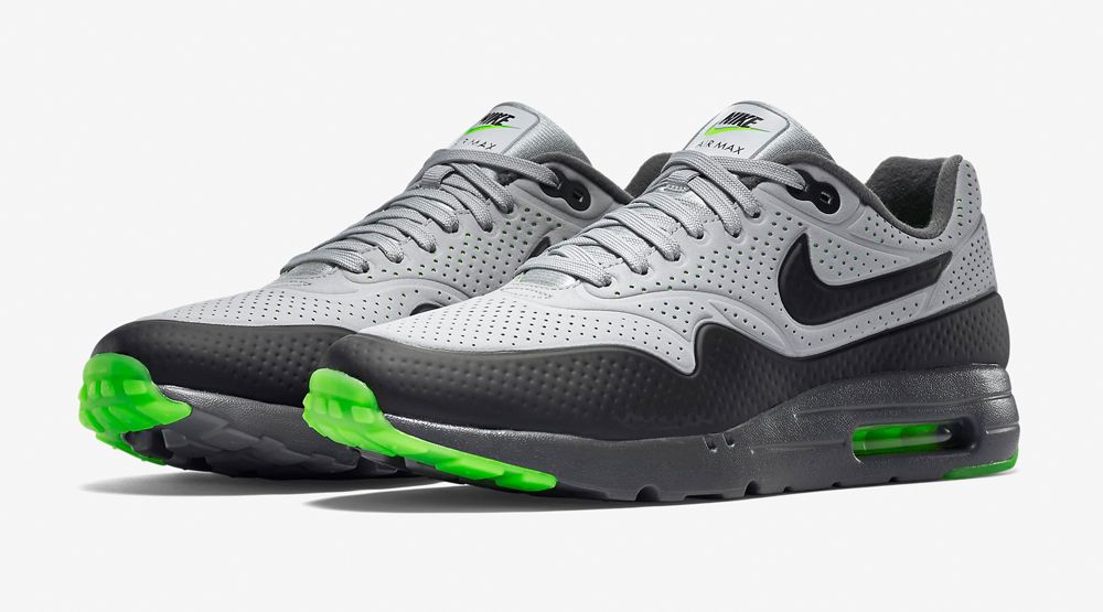Our Best Look Yet At The Nike Air Max 1 Ultra Moire Neon 1