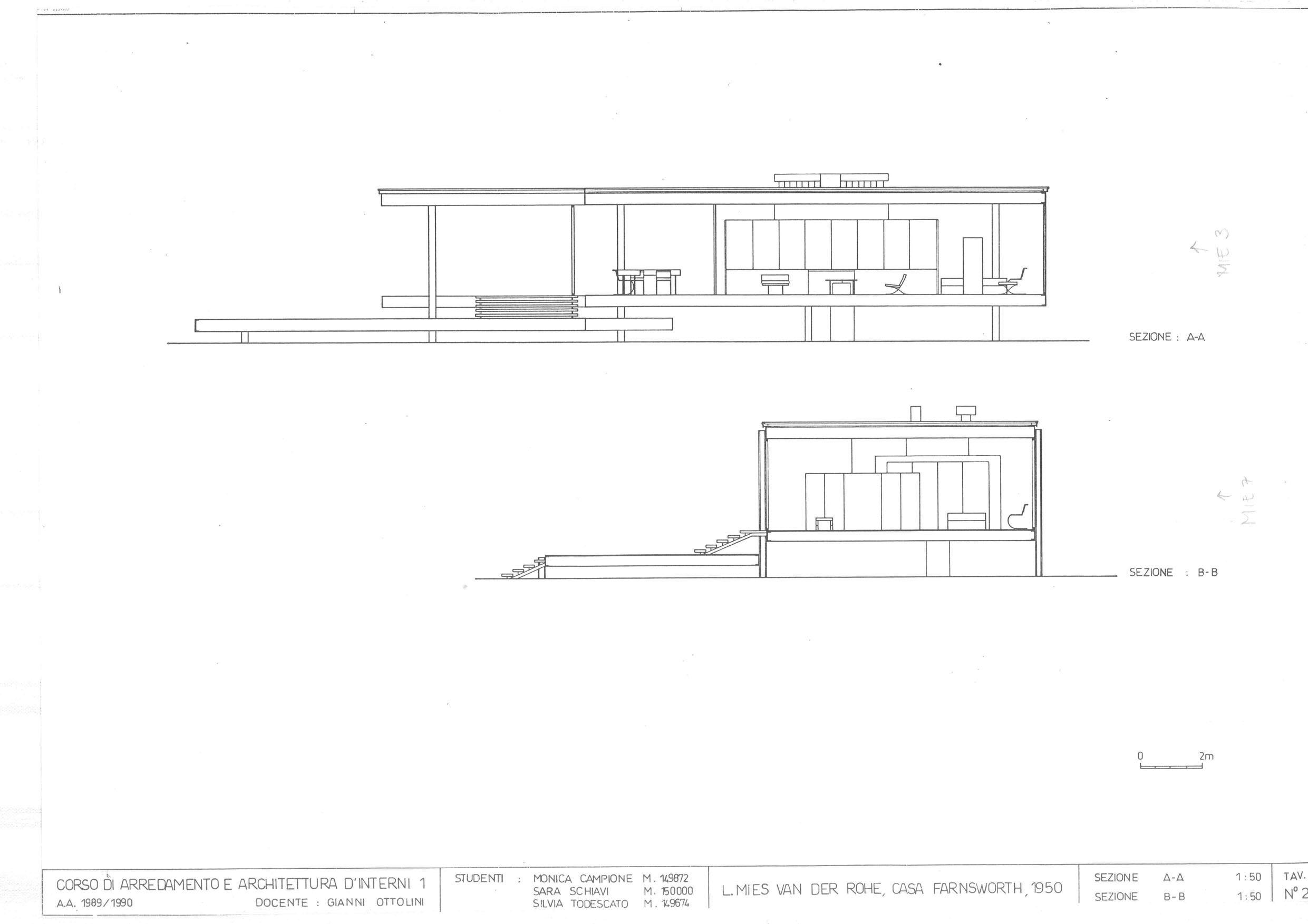 Farnsworth House Ludwig Mies Der Rohe mies der rohe farnsworth plan pesquisa ludwig mies