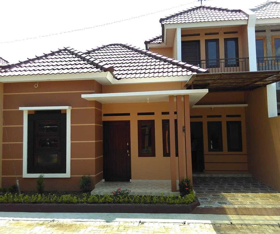 Warna Cat Rumah Minimalis Tampak Depan Terbaru Desain Rumah