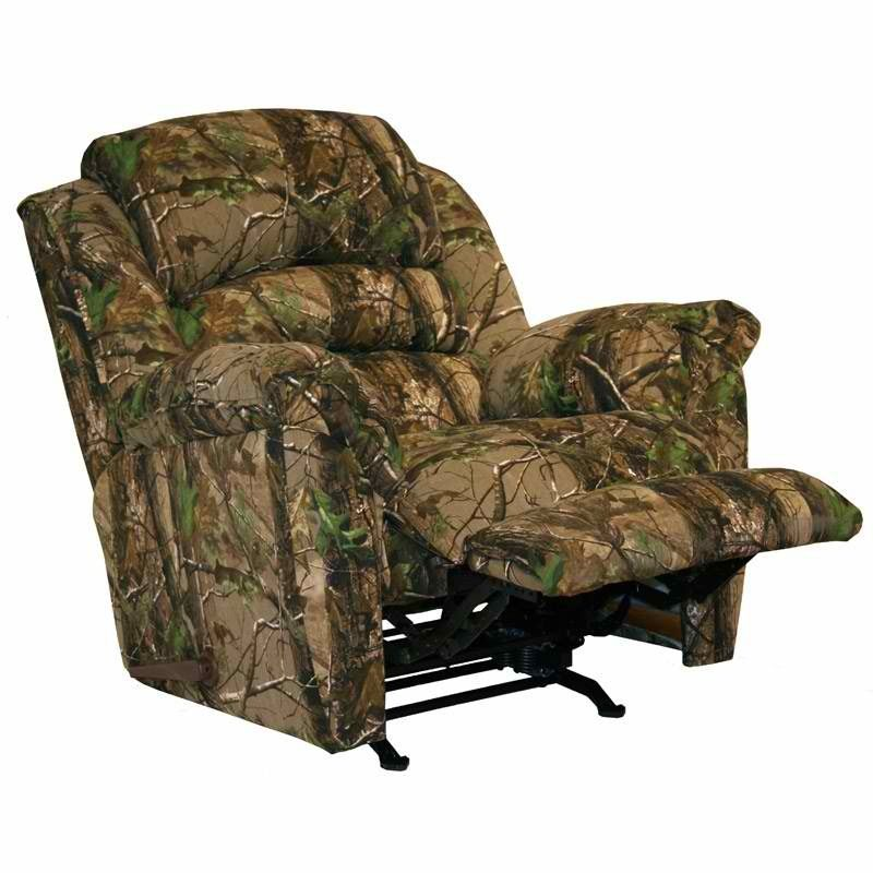 Totally Duck Dynasty Inspired Recliner Camo Furniture