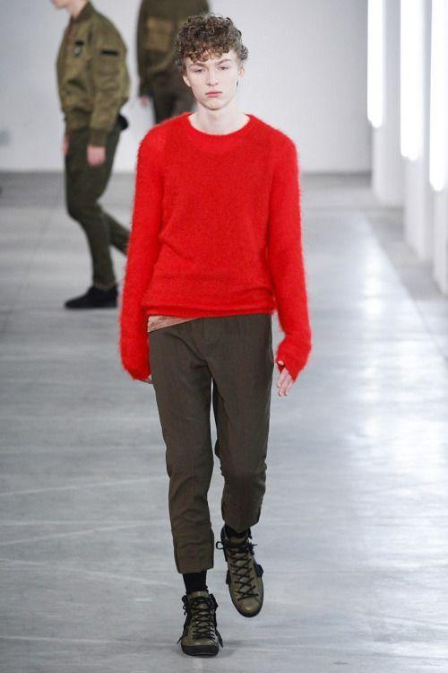 No. 21 FW16.  menswear mnswr mens style mens fashion fashion style runway no21