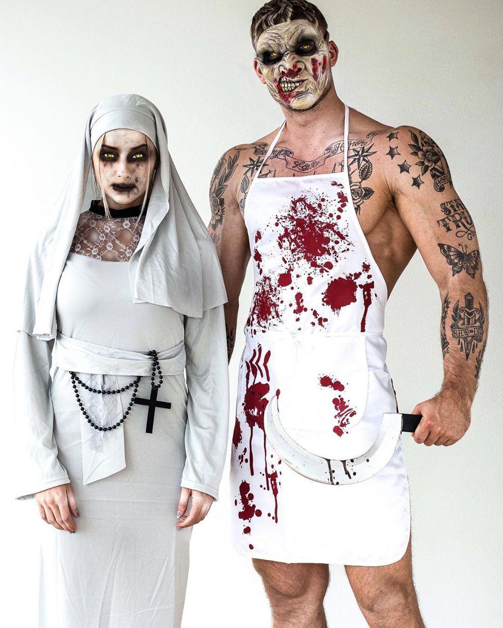 Fantasias E Maquiagens De Halloween Para Homens Marco Da Moda Fantasias Moda Halloween