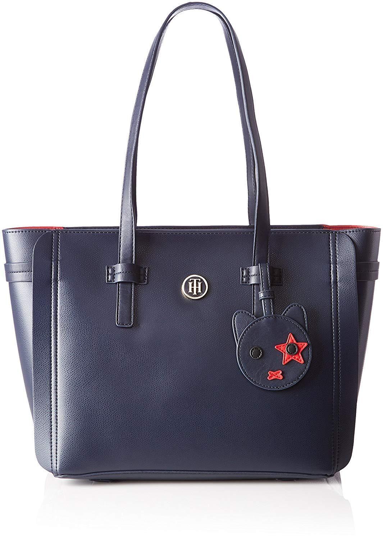 d8d1d095859c4 Tommy Hilfiger Mascot Tote Women s Navy Bag - BSG™