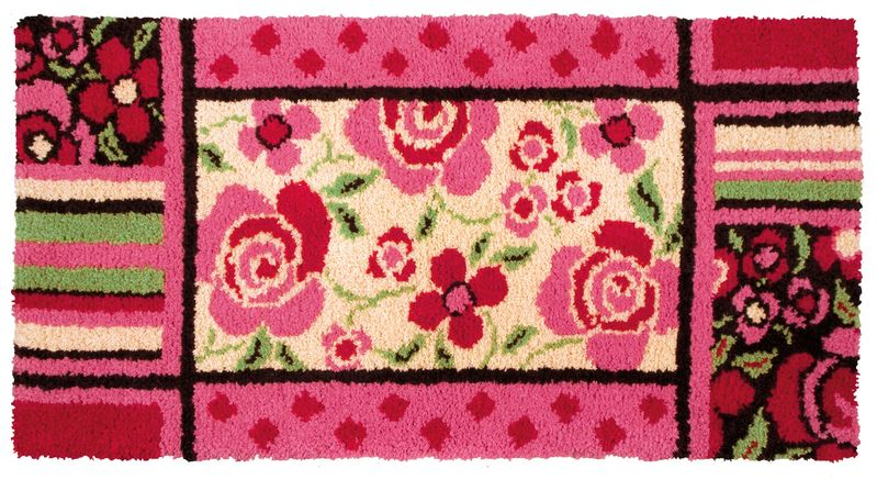 Delightful 1000 Images About Q 6 Latch Hook Rugs On Pinterest