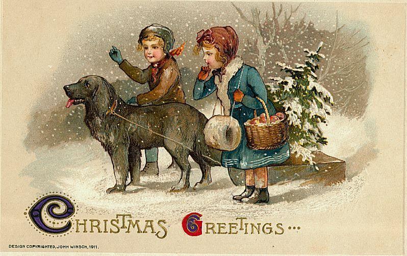 Pin di Cara Cali su Victorian Christmas cards   Pinterest   Clip ...