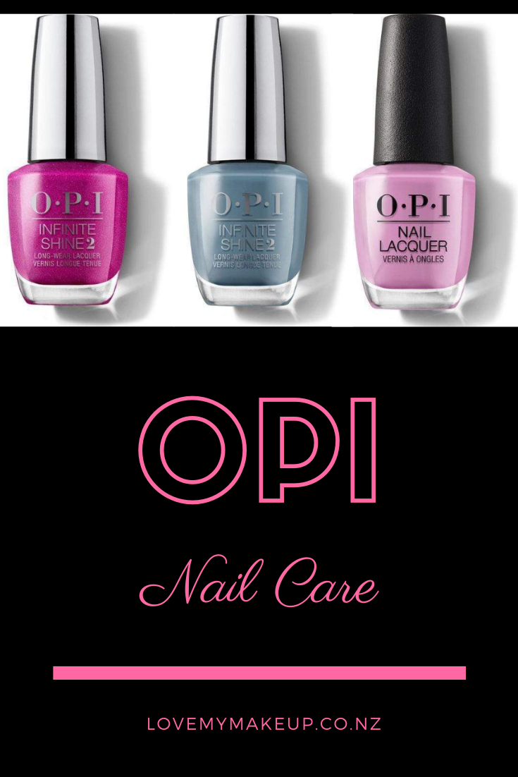 Opi Nail Care In 2020 Makeup Nz Online Makeup Stores Opi Nails
