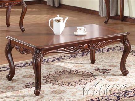 Birmingham Cherry Wood Coffee Table Cherry Wood Coffee Table