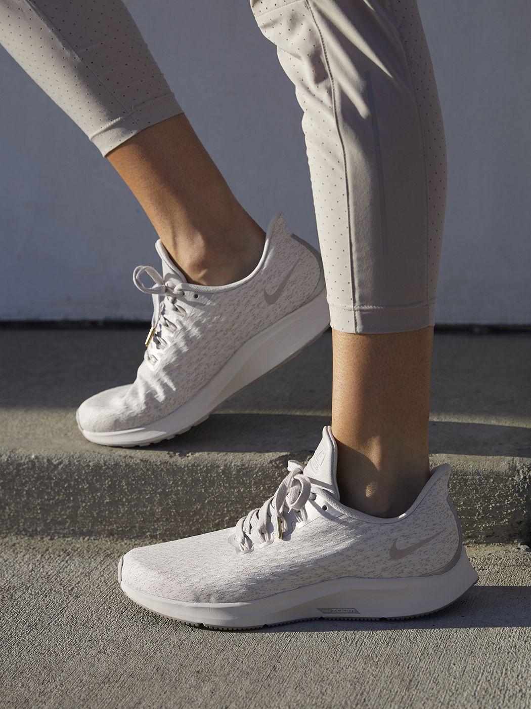 quality design 55af9 2f5da Nike W NIKE AIR ZOOM PEGASUS 35 PRM - Vast Grey/Moon ...