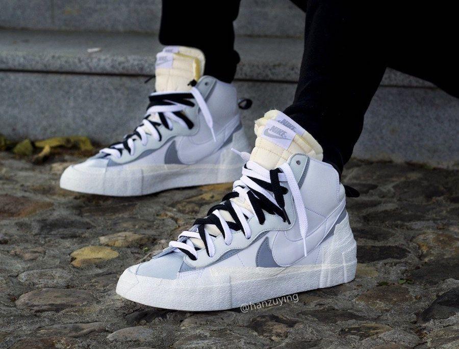 Order The best Nike Off White Blazer Mid Off White online