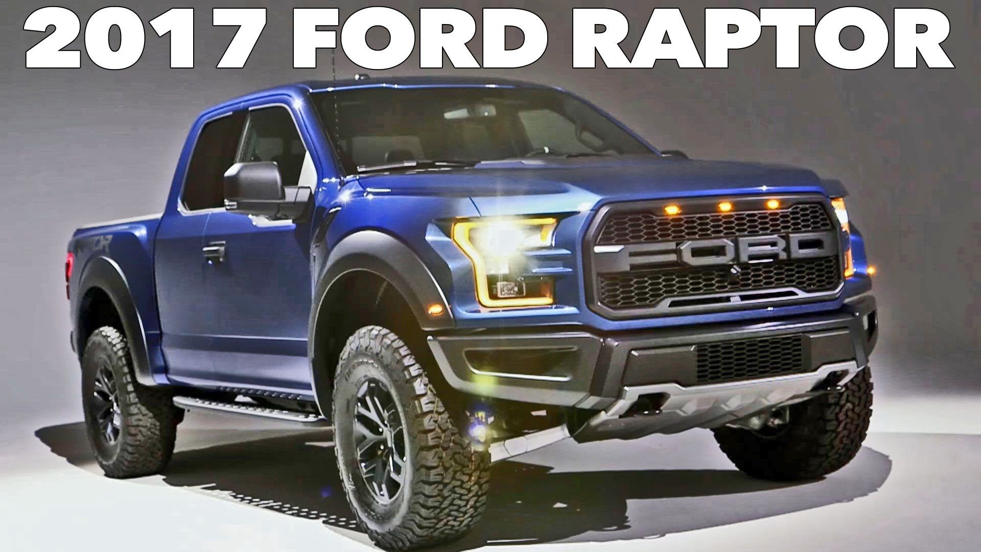 Lan amento ford f150 raptor 2016 2017