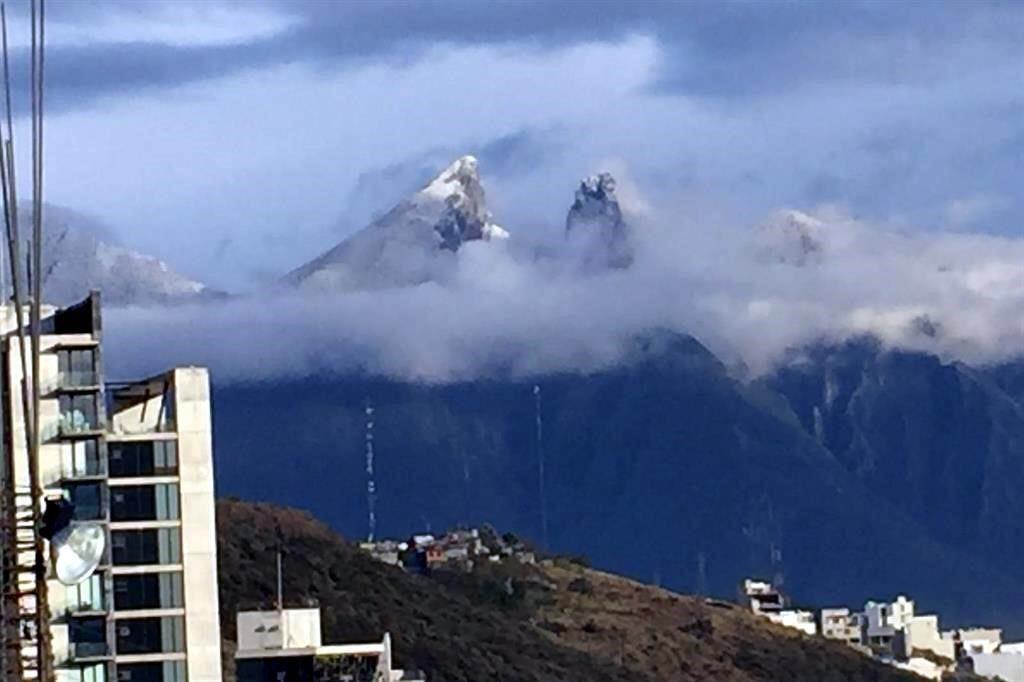 La ciudad de las montañas... nevadas. Enero 2016