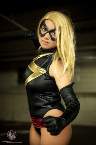 Ms Marvel by Anna S
