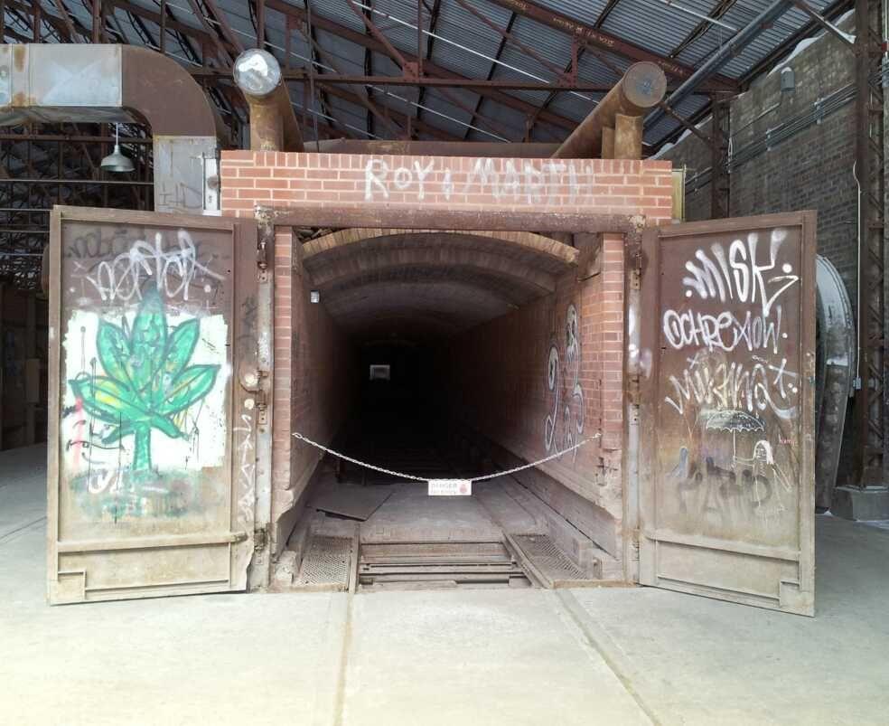 Evergreen Brickworks - The Kilns
