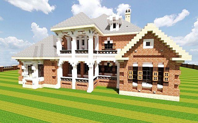 French Country Home Minecraft House Design Minecraft Pinterest - Minecraft haus deko ideen