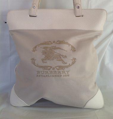 Burberry Tote Ebay