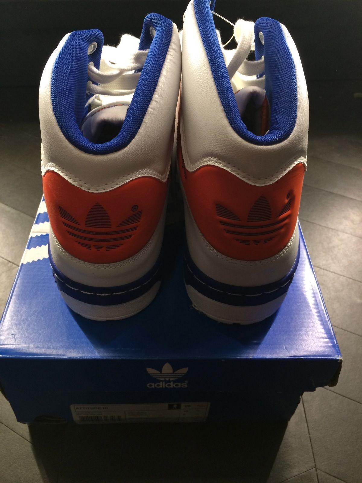 Adidas Originals Attitude Hi Patrick Ewing New York Knicks