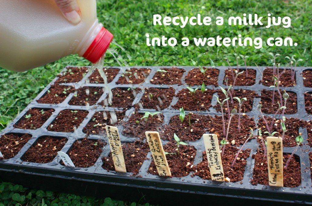 30 trucos de jardinería extremadamente ingeniosos