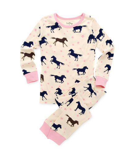Hatley Starry Night Horses Girl's Pyjama Set   Kelina   Pinterest ...