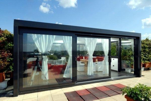 gazebo glass. amazing styles of glass gazebo for your home a