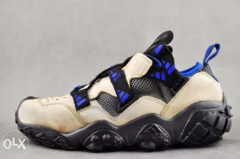 1997 VINTAGE ADIDAS Equipment Feet You Wear Trekking Hiking Sport Shoes Xtr 90`S
