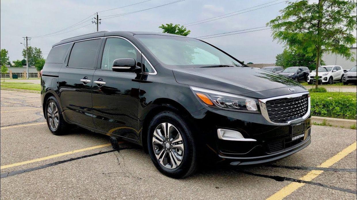 Top Seven Trends In 2020 Kia Minivan To Watch Concept Cars Automotive Detailing Luxury Van