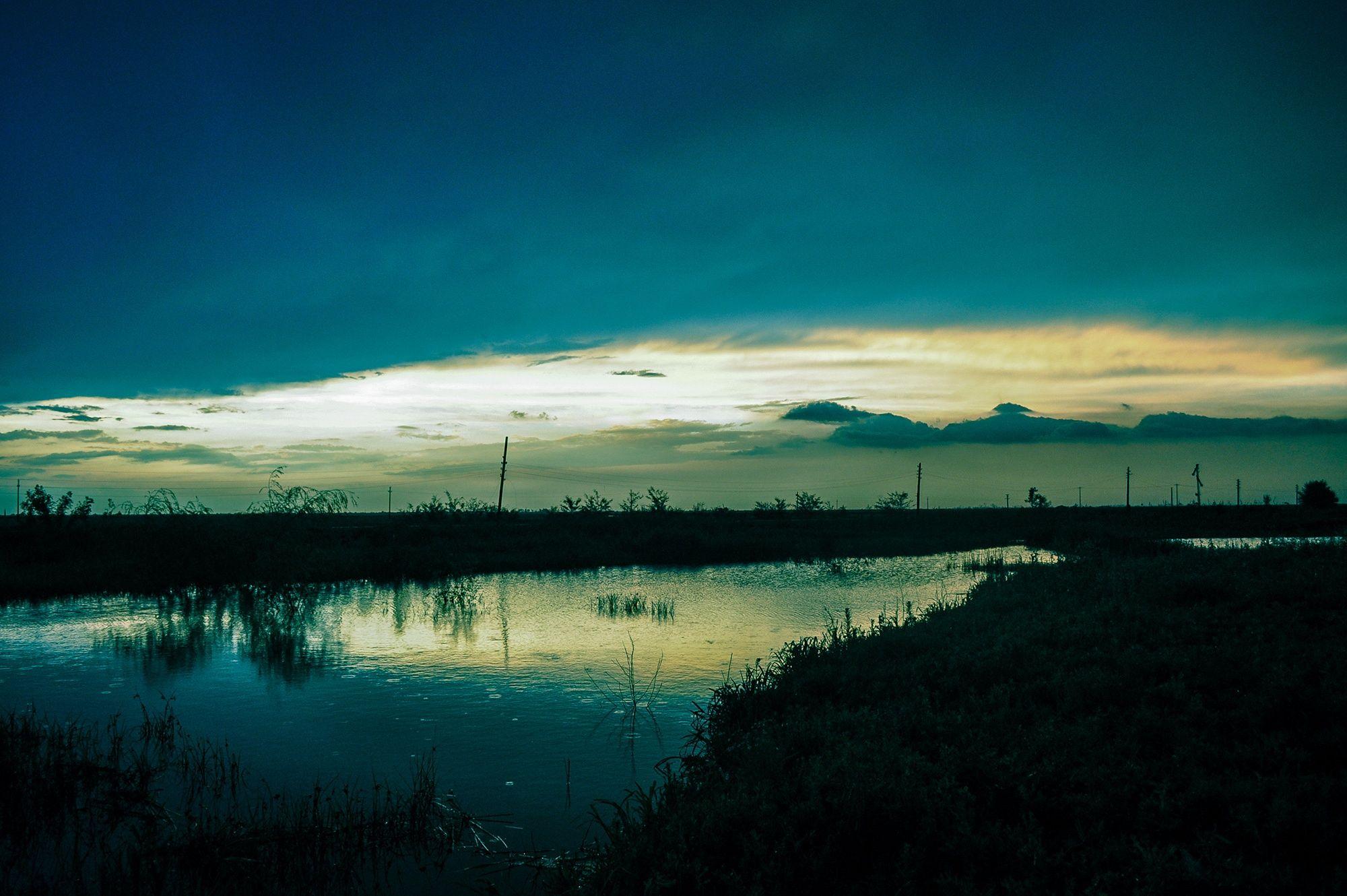 night falling by Marius Fechete on 500px