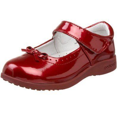 Zapatos rojos Little Mary infantiles i2XLb6DZiE