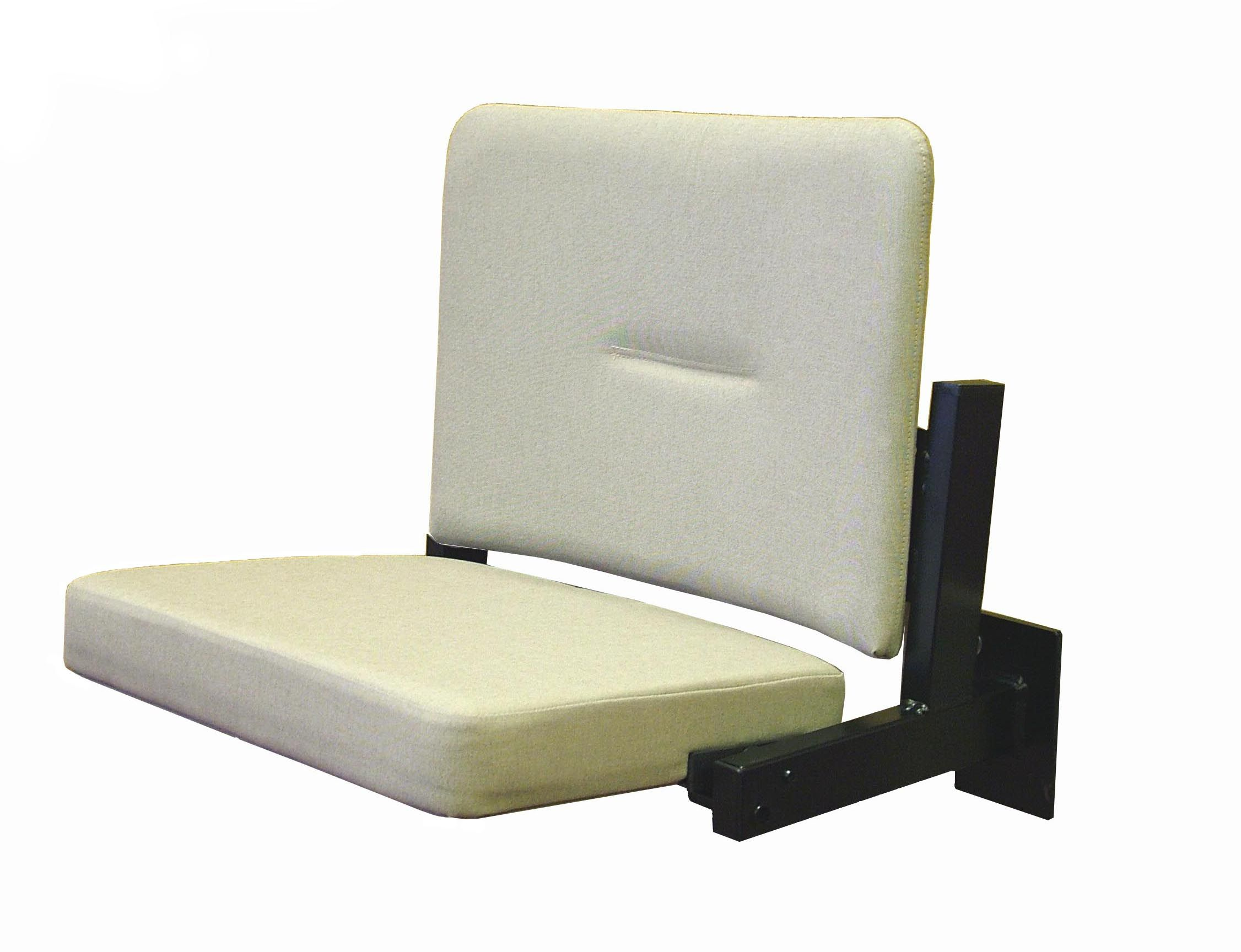 Evertaut\'s Solarushback DDA wall mounted flip-up seat. Ideal for ...