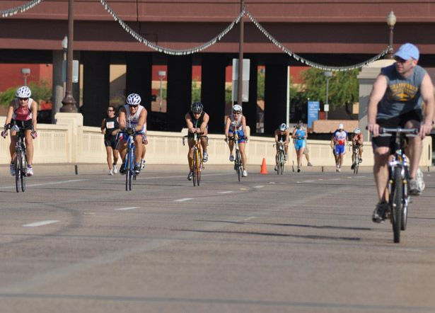 Tempe ranks as one of the most bike-friendly cities in the US.