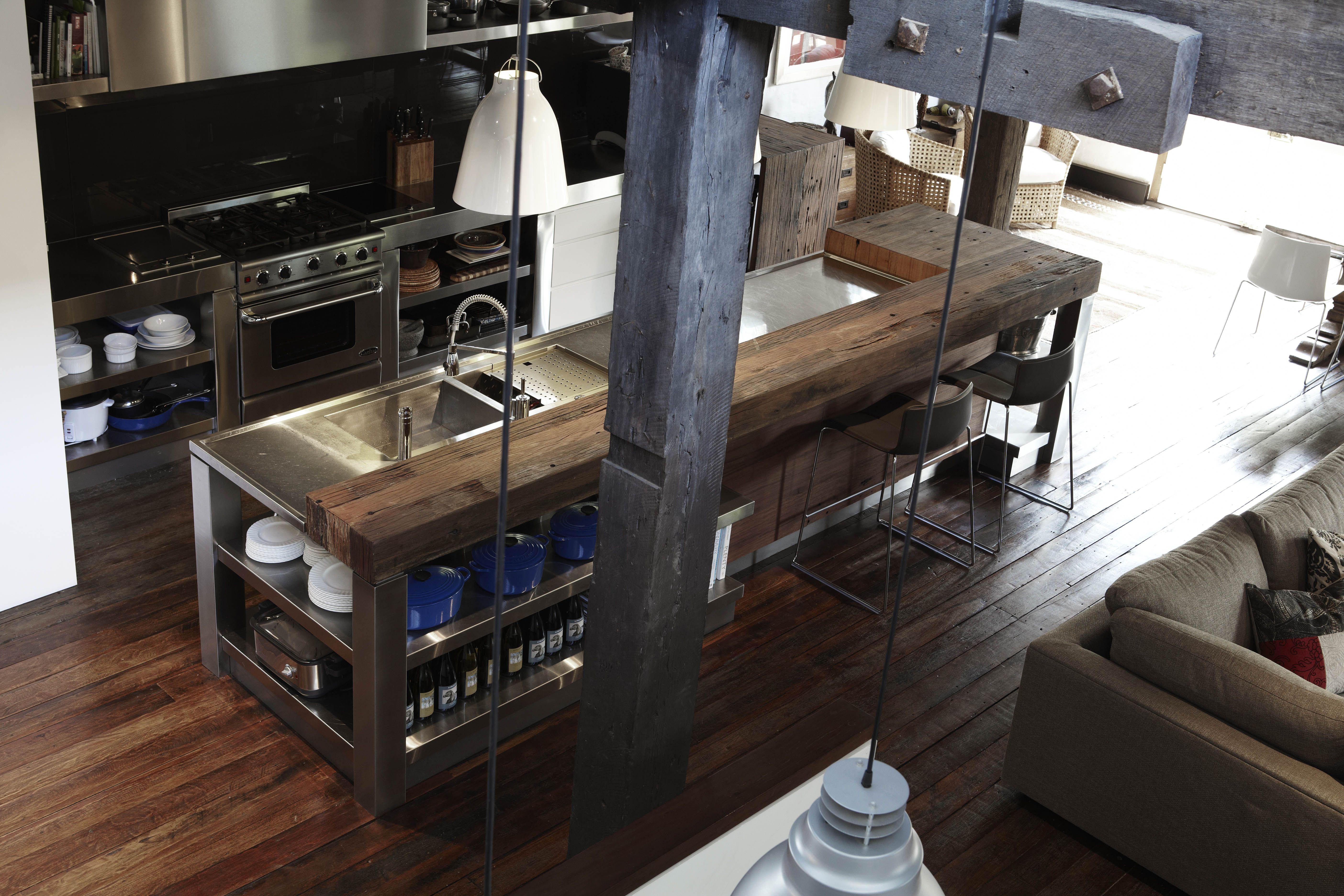 Amazing Of Industrial Interior Design Contemporary