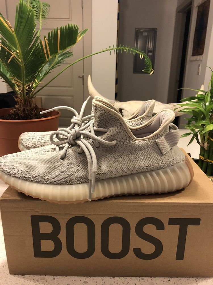 Adidas Yeezy Sesame V2 [Early Release