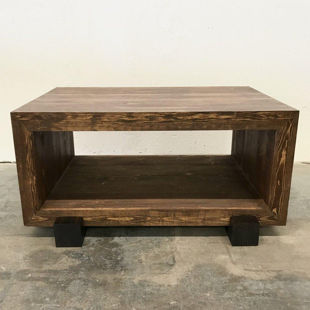 Thomas Coffee Table Northern Spy Modern Wood Coffee Table Custom Wood Furniture Coffee Table With Storage [ 1000 x 1000 Pixel ]