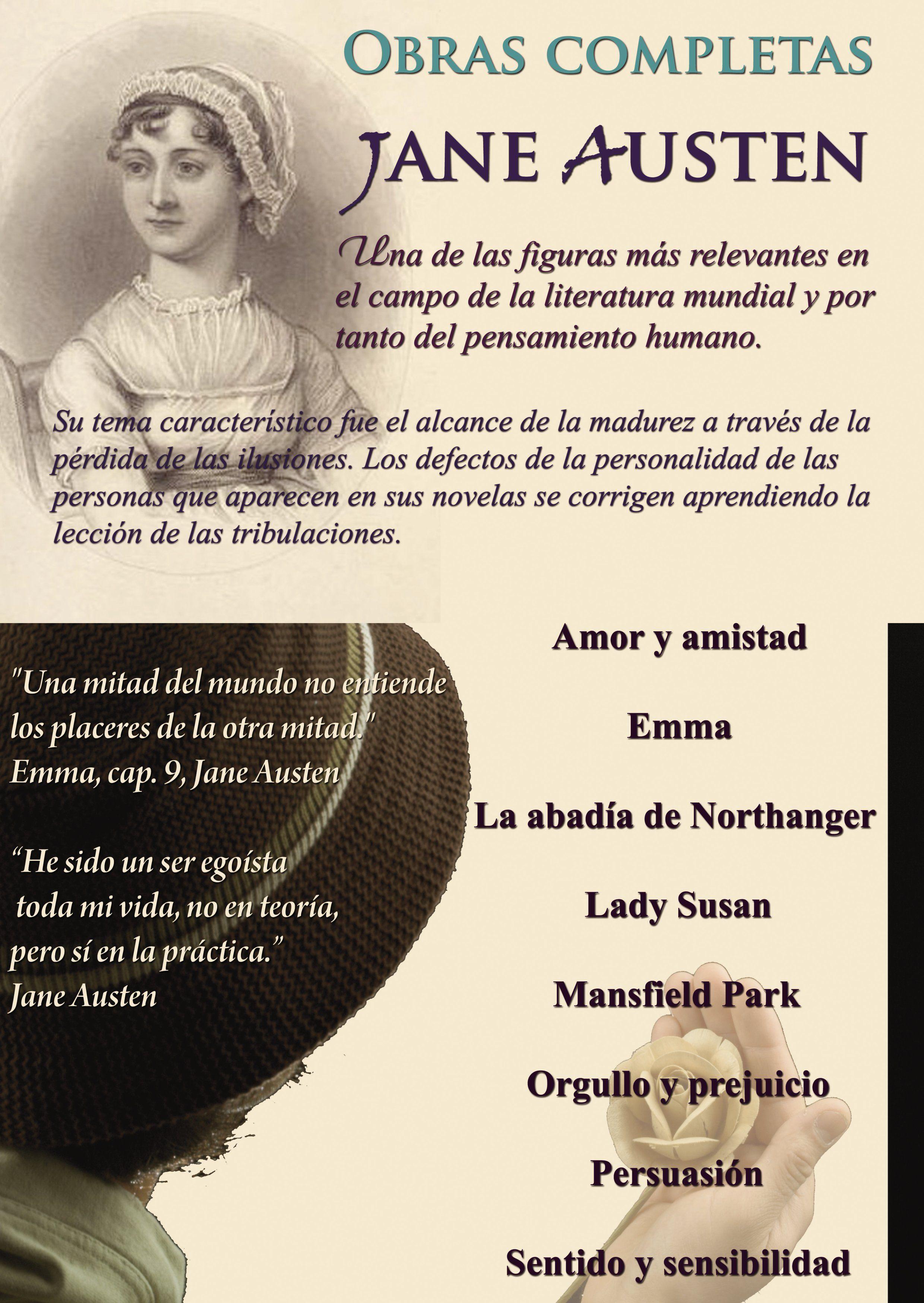 JANE AUSTEN DOS POEMAS ESCOGIDOS LIBROS POESAS ESCOGIDAS EN INGLéS TRADUCIDAS AL ESPA'OL BIOGRAFA