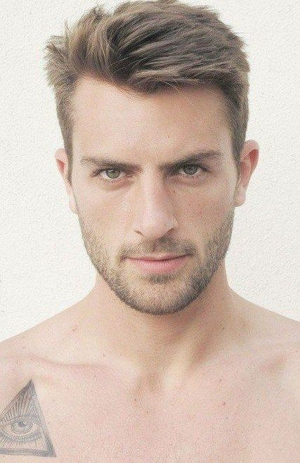 The Super Cool Medium Length Hairstyles Mens Haircuts Short Beard Styles Short Medium Hair Styles