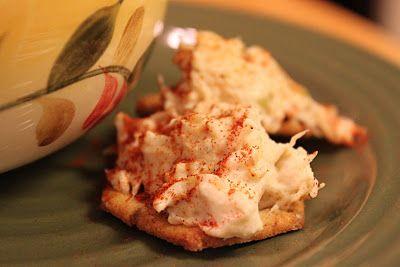 Crab dip supreme