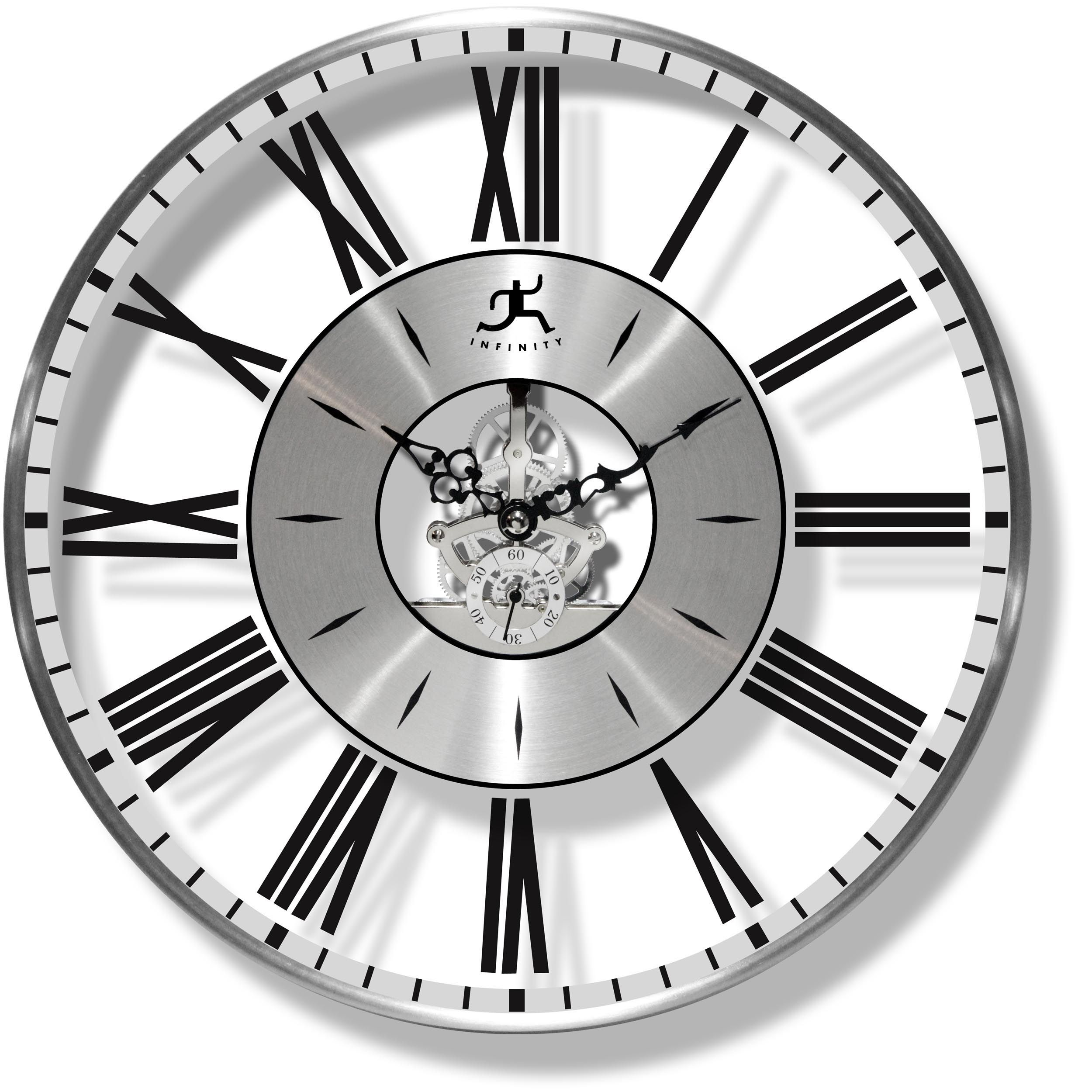 Paragon Clock By Infinity Instruments Modern