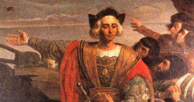 تمر اليوم ذكرى رحيل المكتشف كريستوفر كولومبوس الذى تمكن من اكتشاف