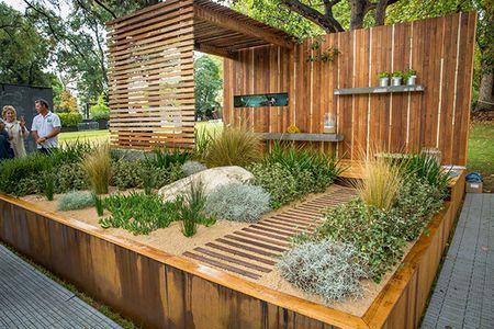 Peninsula designed by James Ross landscape design ...