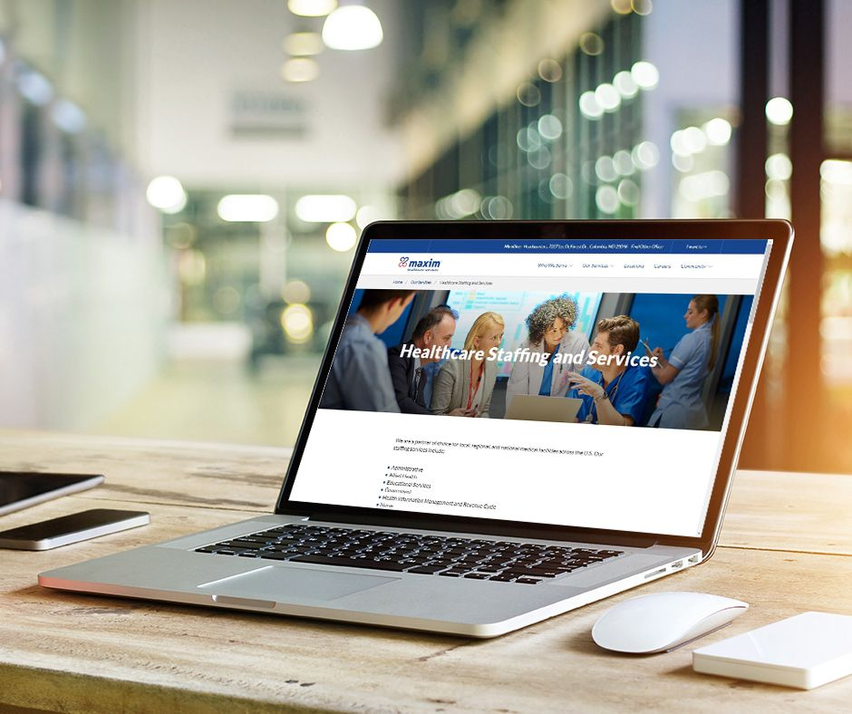 Need staffing services? View our newwebsite at https