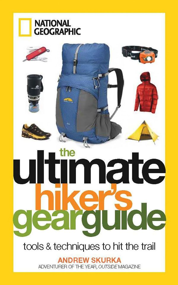 The Ultimate Hiker's Gear Guide is my new go-to resource for backpacking gear information: it's truly useful. Shared by http://www.bookcoverideas.com $13.41