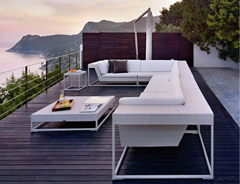 Modern Rooftop Terrace Pool Design Ideas 1 Santa Monica