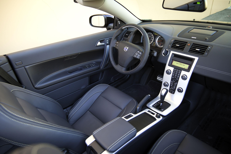 Volvo C70 Inscription Interior