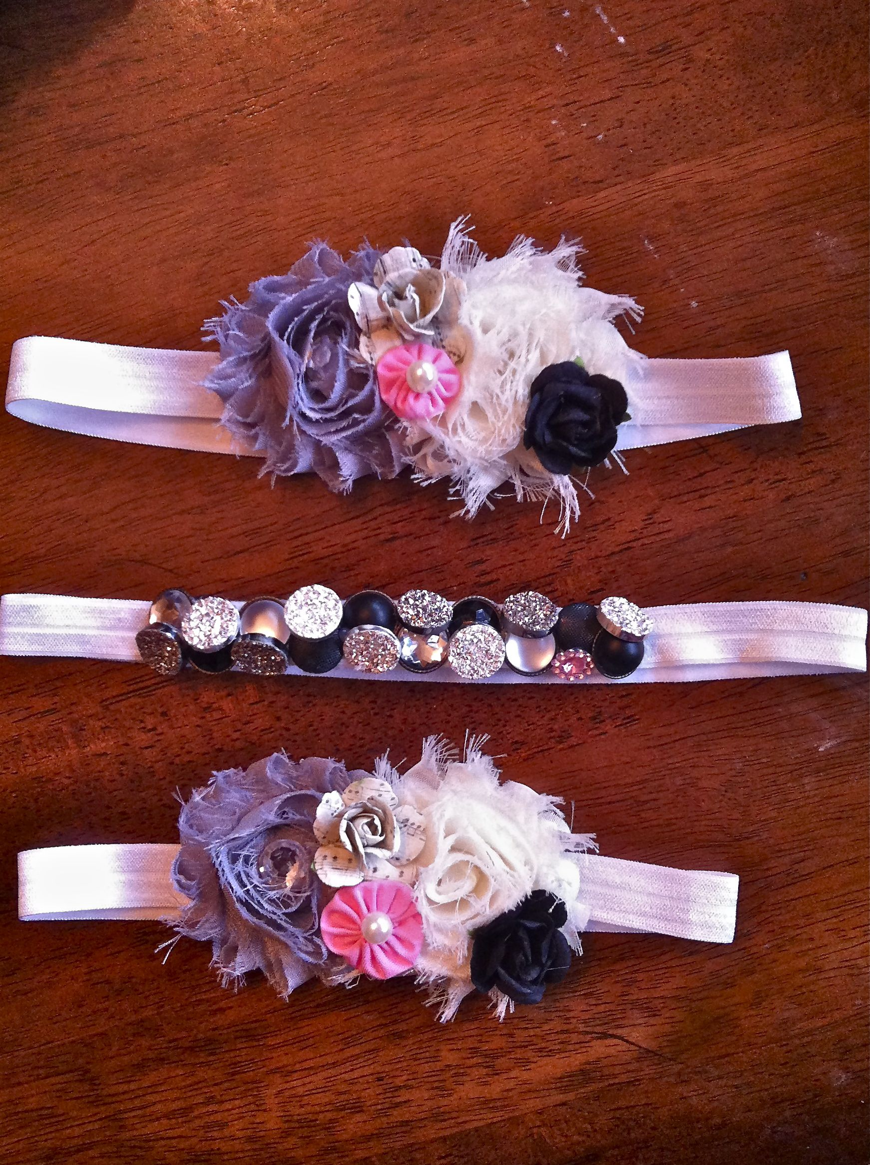 Headbands and accessories for little girls and women www.facebook.com fiveforleys  www 3a191296f