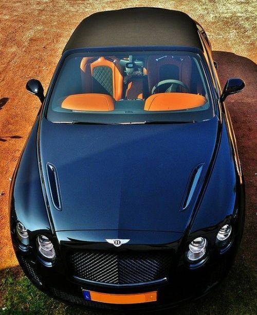 Bentley Continental Beautiful Luxury Car