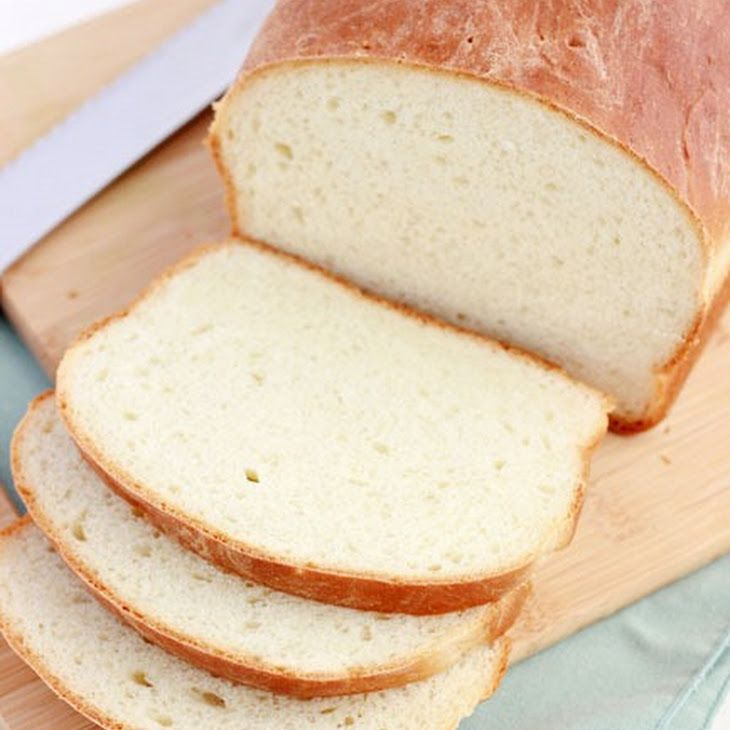 The Best Homemade Bread Recipe Breads with warm water ...