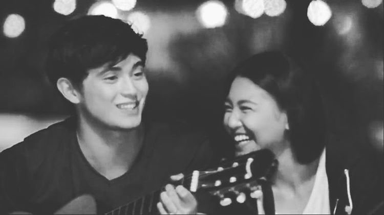 """""""No acting required lels  #JaDine #Otwol #Outtakes #RelationshipGoals"""""""